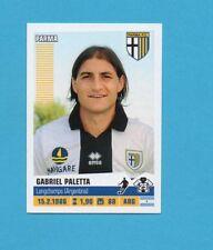 PANINI CALCIATORI 2012-2013-Figurina n.324- PALETTA-PARMA -NEW