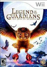 Video Game Wii Legend of the Guardians The Owls of Ga'Hoole NEW