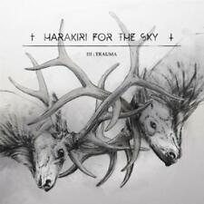 HARAKIRI FOR THE SKY -- III:Trauma (2016) -- CD  NEU & OVP 22.07.2016