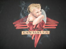 Retro 2010 VAN HALEN 1984 Concert Tour (XL) Shirt DAVID - ALEX - EDDIE - MICHAEL
