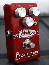 NEW MODTONE MT-BD BOHEMIAN OVERDRIVE DISTORTION PEDAL FREE SHIPPING!