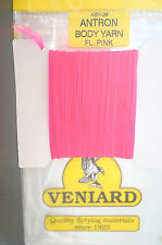 Veniard ANTRON Body Yarn ABY-06 FLUO PINK