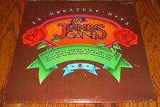 THE JAMES GANG 16 GREATES HITS ORIGINAL 2-LP SET STILL FACTORY SEALED!  1973