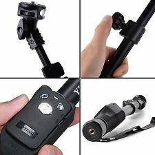 Yunteng YT 1288 Selfie Stick 4 Section Extendable Monopod & Bluetooth Remote
