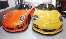 Porsche 986 Boxster / 996  to  997 GT3 update Facelift