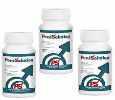 3x PeniSolution - Penis-Vergrößerung ! Vergrößern Sie Ihren Penis 8 cm! XtraSize