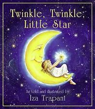 Twinkle, Twinkle, Little Star (Board Book) by Iza Trapani, Good Book