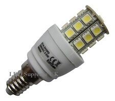 E14 SES 24 SMD LED 350LM 3.8W Warm White Bulb ~50W