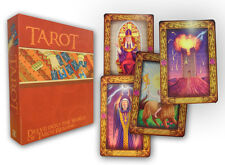 Easy Tarot Cards Deck and Book Set Collection Gift Pack Psychic Learn To Read