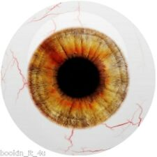 **HUMAN MONSTER EVIL EYEBALL VINYL DECAL STICKERS #47**