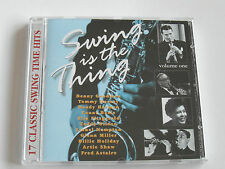 Swing Is The Thing - Volume One - Various (CD Album) Used Very Good