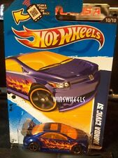 HOT WHEELS 2012 #160 -1 HONDA CIVIC SI BLU 05 AMER CA
