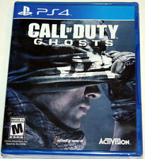 Call of Duty Ghosts - Playstation 4 PS4 - NEW & SEALED