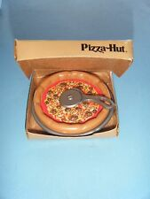 BARBE PIZZA HUT BOX WITH PIZZA PAN & CUTTER
