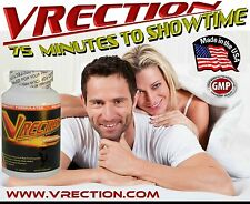 VRECTION- male sex enhancer-Libido booster-Male enhancement pills-Girth,erection