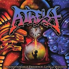 Unquestionable Presence: Live at Wacken/Pieces of Time 1988-1993 by Atheist...