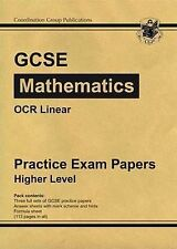 GCSE Maths OCR Linear Practice Papers - Higher: Practice Exam Papers: Higher Lev