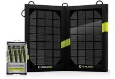 Cargador solar Guide 10 plus GoalZero módulo solar Nomad 7 + Power Pack solar Kit