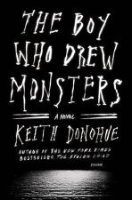The Boy Who Drew Monsters: A Novel-ExLibrary
