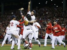2013 RED SOX WIN WORLD SERIES, CELEBRATION 8X10 CLASSIC 1