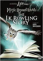 MAGIC BEYOND WORDS: JK ROWLING STORY - DVD - Region 1 - Sealed