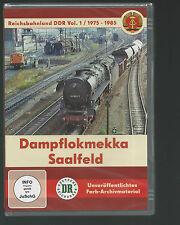 Dampflokmekka Saalfeld
