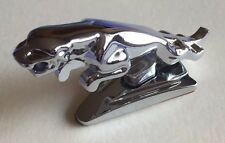 JAGUAR LEAPING CAT METAL BONNET HOOD EMBLEM BADGE for JAGUAR XF XK XJR J