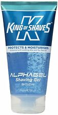King of Shaves Alphagel Sensitive Skin Shave Gel 150ml