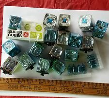 mixed vintage flash cube lot ge super cubes sylvania blue dot