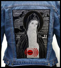 SUNN O))) --- Giant Backpatch Back Patch / Earth Boris Khanate Nortt Nadja Jesu
