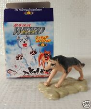 "JOHN 3"" Figure from Ginga Densetsu WEED Collection Vol.2 Hopeanuoli New"