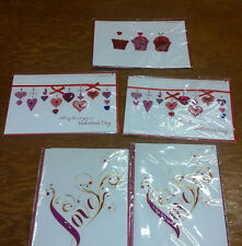 10 Papyrus Valentine's Day Greeting Cards----NEW!!!