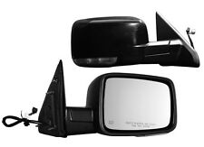 2011 12 Dodge Ram 1500 2500 3500 Passenger Side Signal Power Folding Mirror New