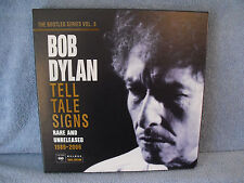 Bob Dylan, Tell Tale Signs Rare & Unreleased 1989-2006, Bootleg Vol 8, 4 LP Box