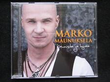 Marko Maunuksela - Kaunista ja hyvää (CD) Neuwertig!