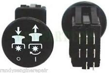 SNAPPER KEE S MOWER TRACTOR 8 PRONG ELECTRIC CLUTCH PTO SWITCH 35658 7035658