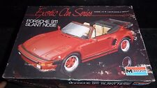 MONOGRAM PORSCHE 911 SLANT-NOSE 1/24 MODEL CAR MOUNTAIN KIT