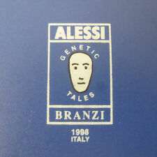 Alessi DRINKS TRAY Genetic Tales Andrea Branzi Italian Design 1998