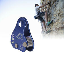 Rock Climbing Mountain Tree Carving Rappelling Rope Grab protector Safety Gear