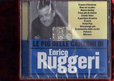 ENRICO RUGGERI-LE PIU' BELLE CANZONI CD NUOVO SIGILLATO