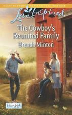 The Cowboy's Reunited Family by Brenda Minton (2014, Paperback)