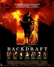 BACKDRAFT   COLOR 8X10 MINNI POSTER