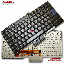 IBM Lenovo Thinkpad T60 T61 R60 R61 T400 T500 W500 German keyboard 42T3250 used