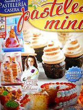 """MEXICAN COOKING RECIPES IN SPANISH DESSERTS POSTRES """"PASTELES MINI"""" PASTELES"""