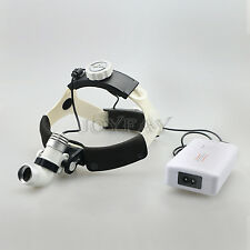 3 W LED Medical Headlight Surgical Head Light Lamp AC/DC KD-202A-3 US Shipping