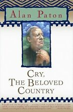 Cry, the Beloved Country (Oprah's Book Club), Alan Paton, Good Book