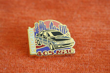 13531 PIN'S PINS PEUGEOT AUTO CAR 405 MI16