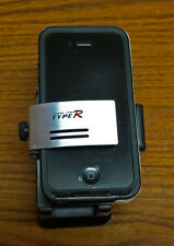 TYPE-R Universal Phone Holder Bracket Fits iPhone 5/4 Phones