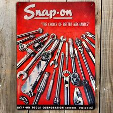 MECHANICS TOOLS WORKSHOP Print On Metal Sign For Garage Man cave Bedroom Plaque