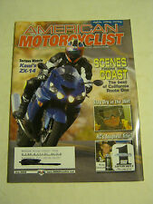 July 2006 American Motorcyclist Magazine, Scenes From The Coast (BD-31)
